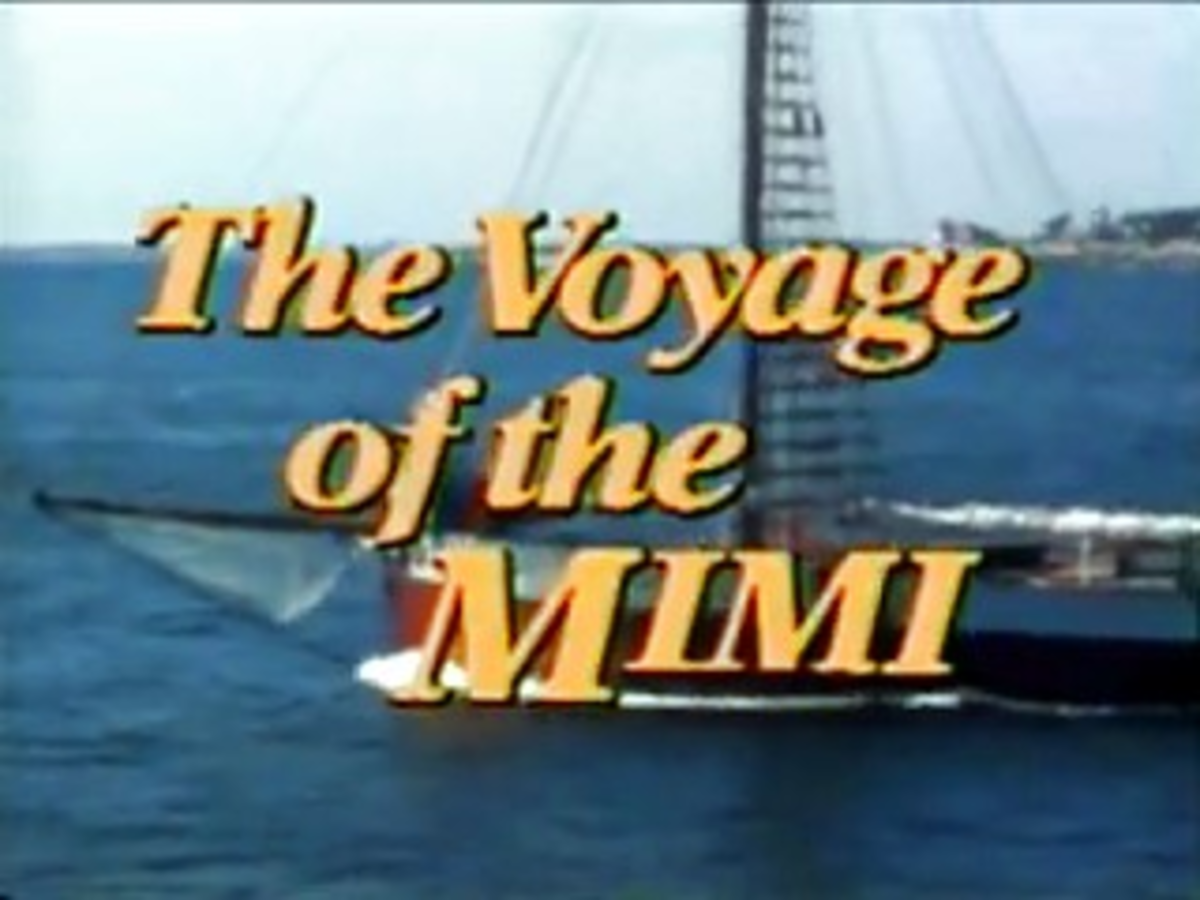 Voyage of the Mimi