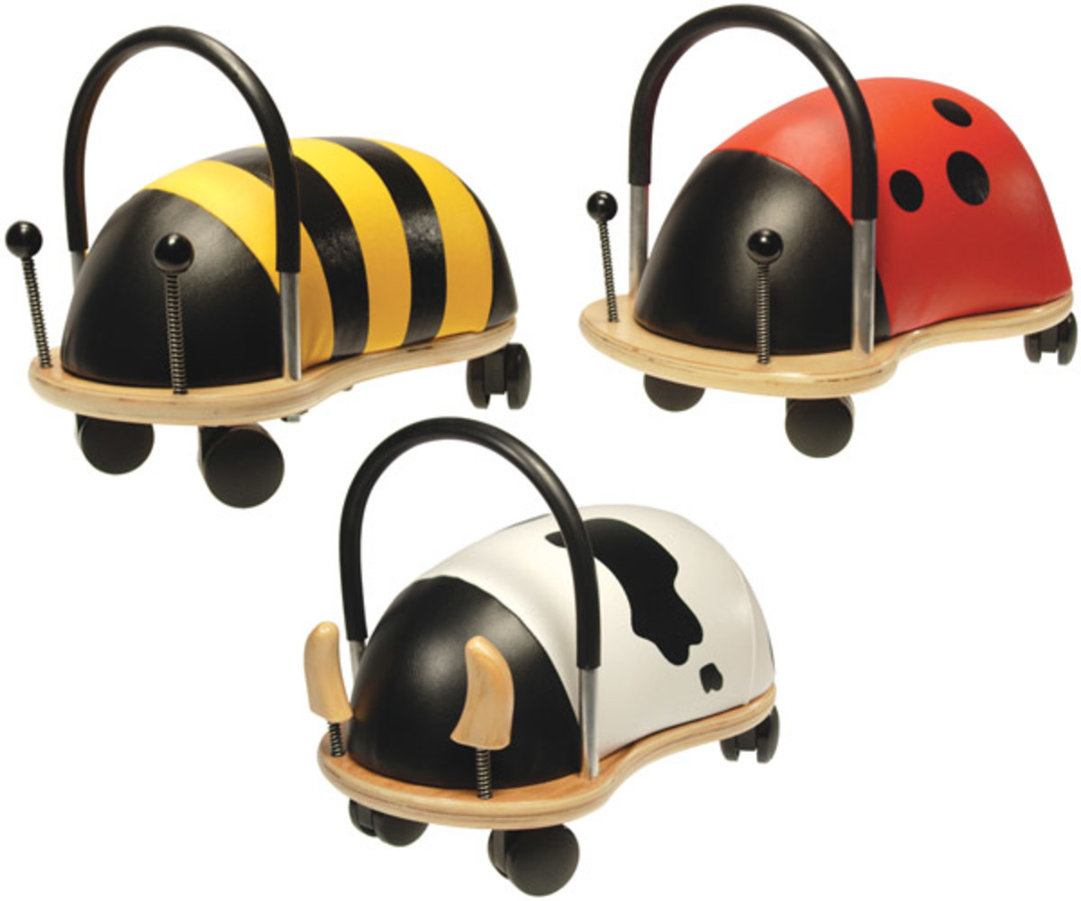 Holiday Gift List on TodaysMama.com: Prince Lionheart Wheely Bug