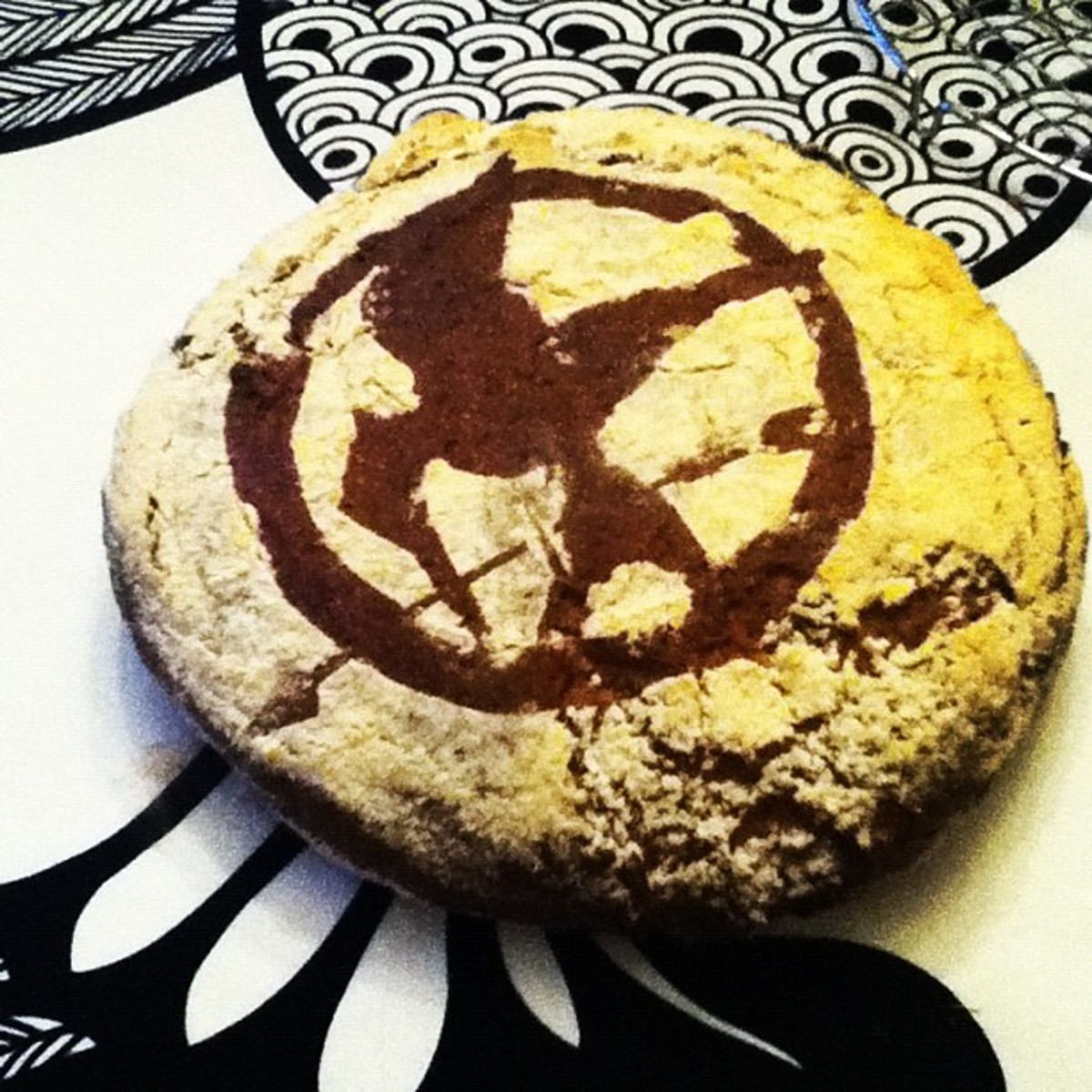 Hunger Games Bread