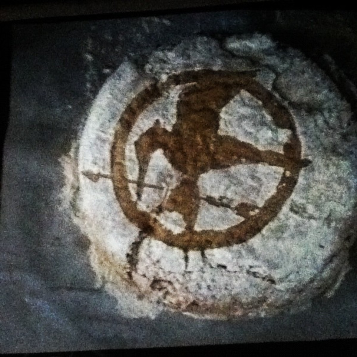 hunger games bread before baking