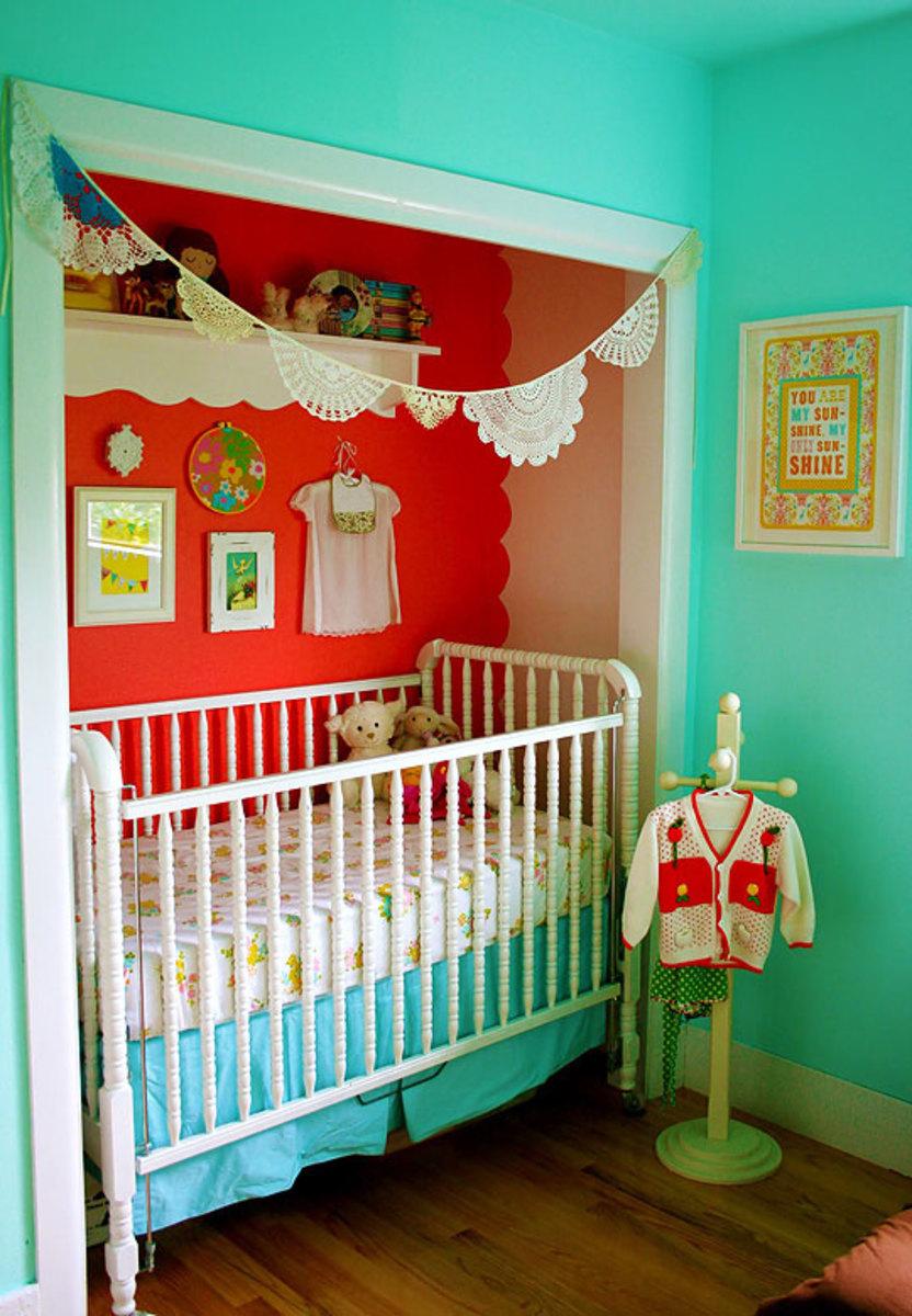 10 Baby Room And Nursery Ideas www.TodaysMama.com #nursery #baby