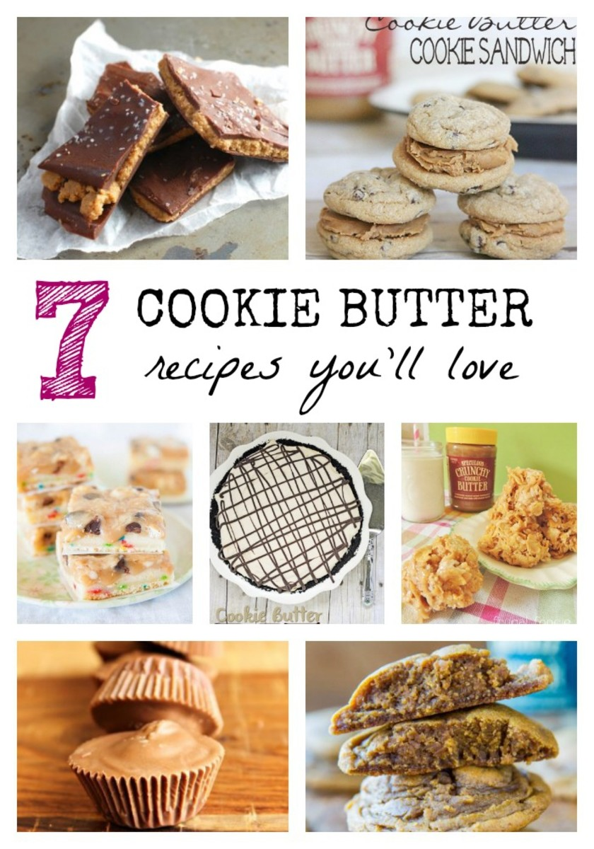 7 Cookie Butter Recipes You'll Love