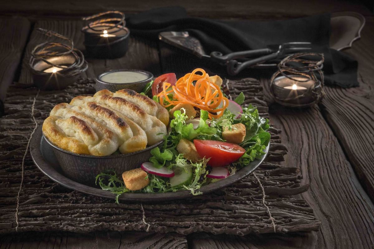 Shepherd's Pie at Three Broomsticks (Courtesy Universal Studios Hollywood)