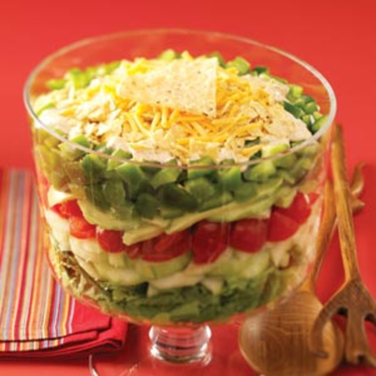 5 Layered Salads