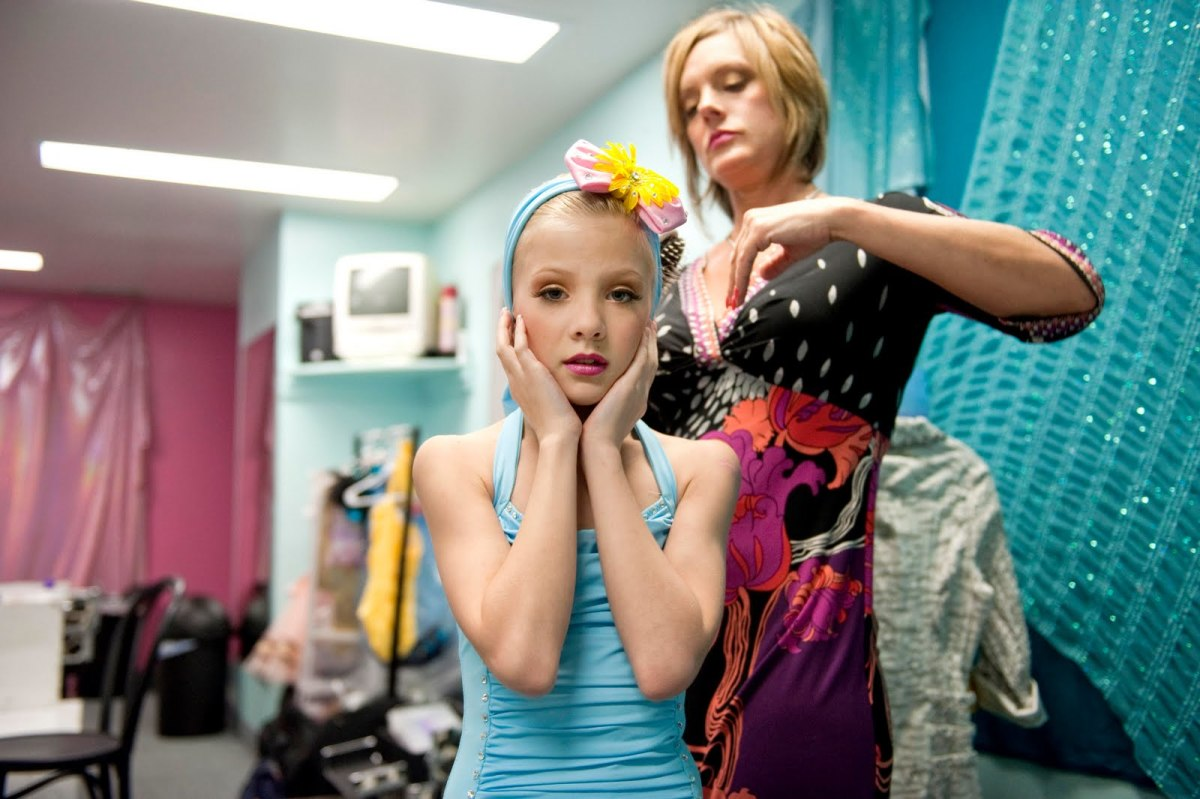 Dance Moms by Scott Gries for Lifetime