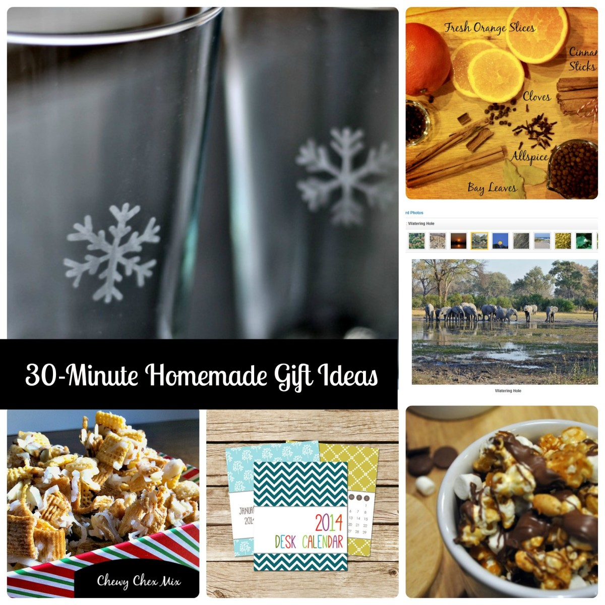 2013 Holiday Gift Guide: 30-Minute Homemade Gift Ideas - TodaysMama.com