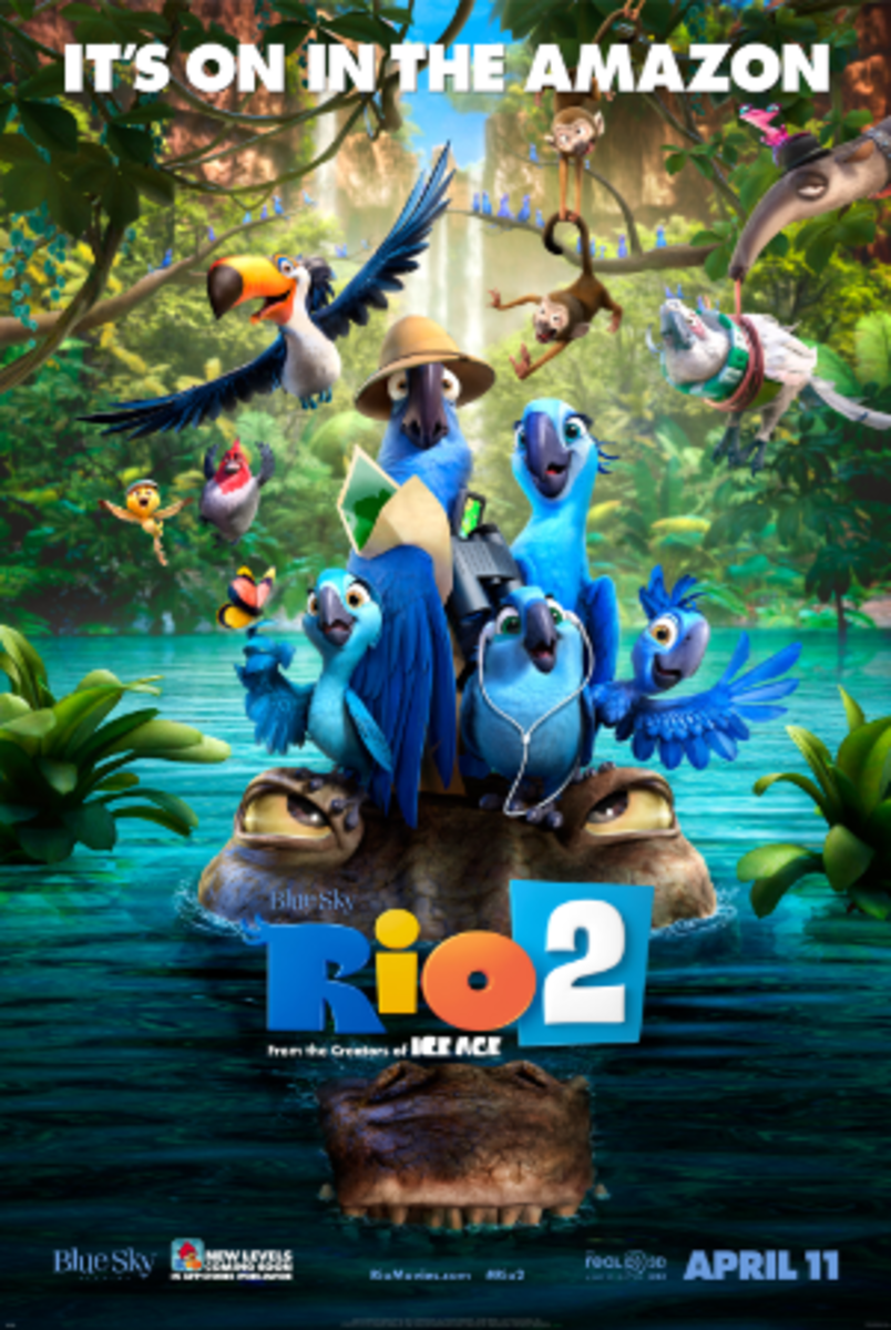 New Trailer for Rio 2