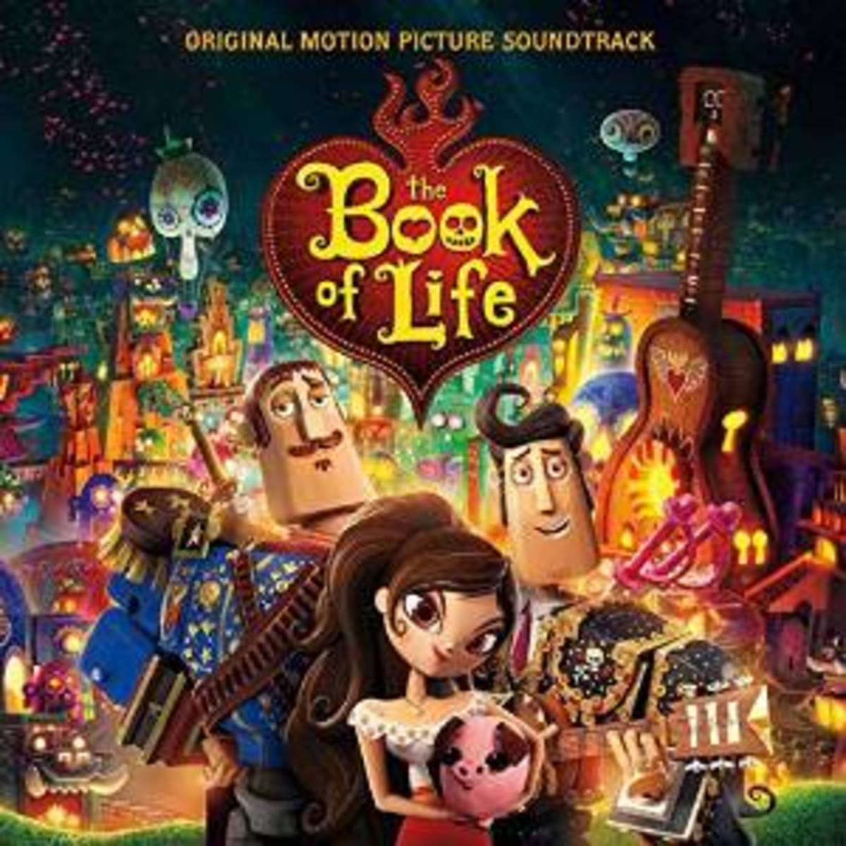 The Book of Life Soundtrack includes a Mumford and Sons cover you'll love.