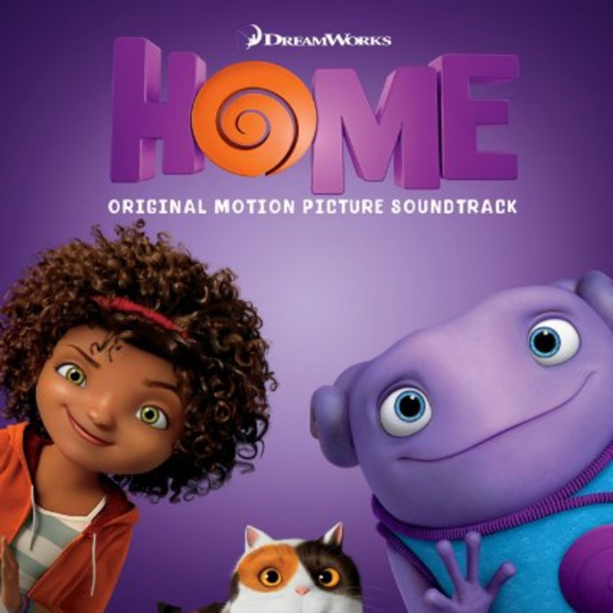 The Home Soundtrack will make you want to dance with tunes from J Lo and Rhianna.