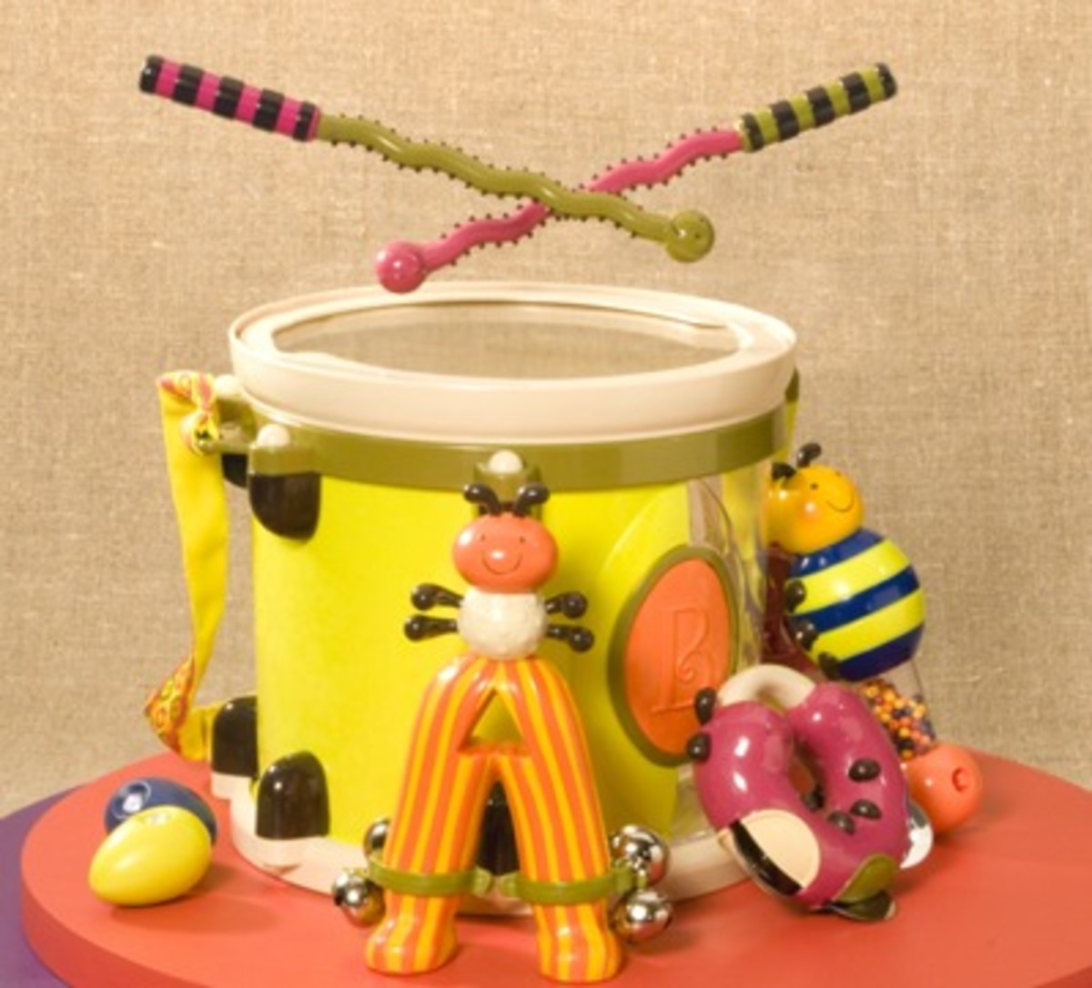 Parum Pum Pum Drum by B. toys