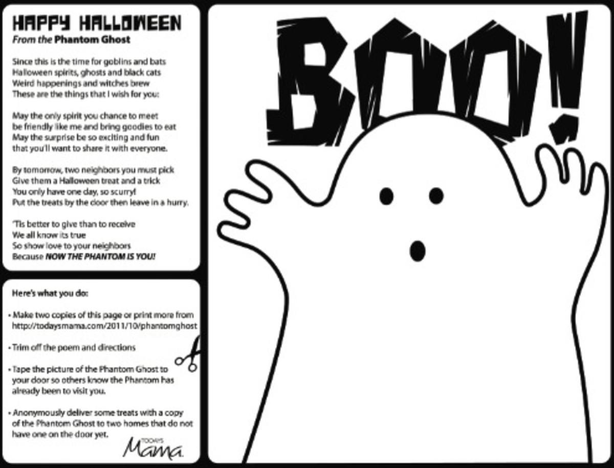 Printable Halloween Treat Phantom_Thumbnail