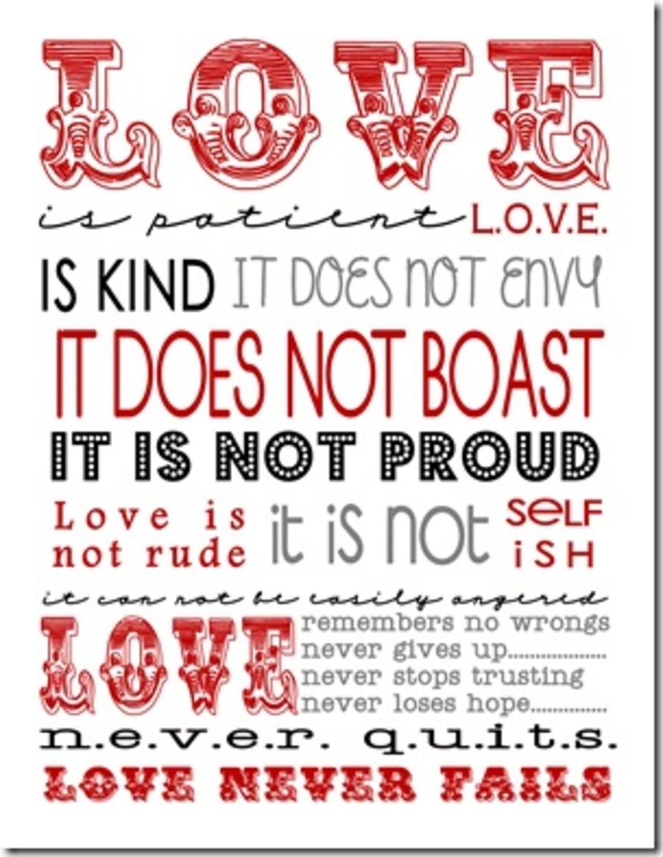 Love-printable