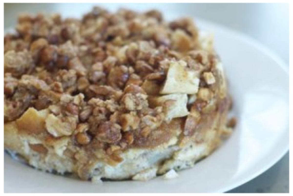 Crockpot breakfast french toast recipe