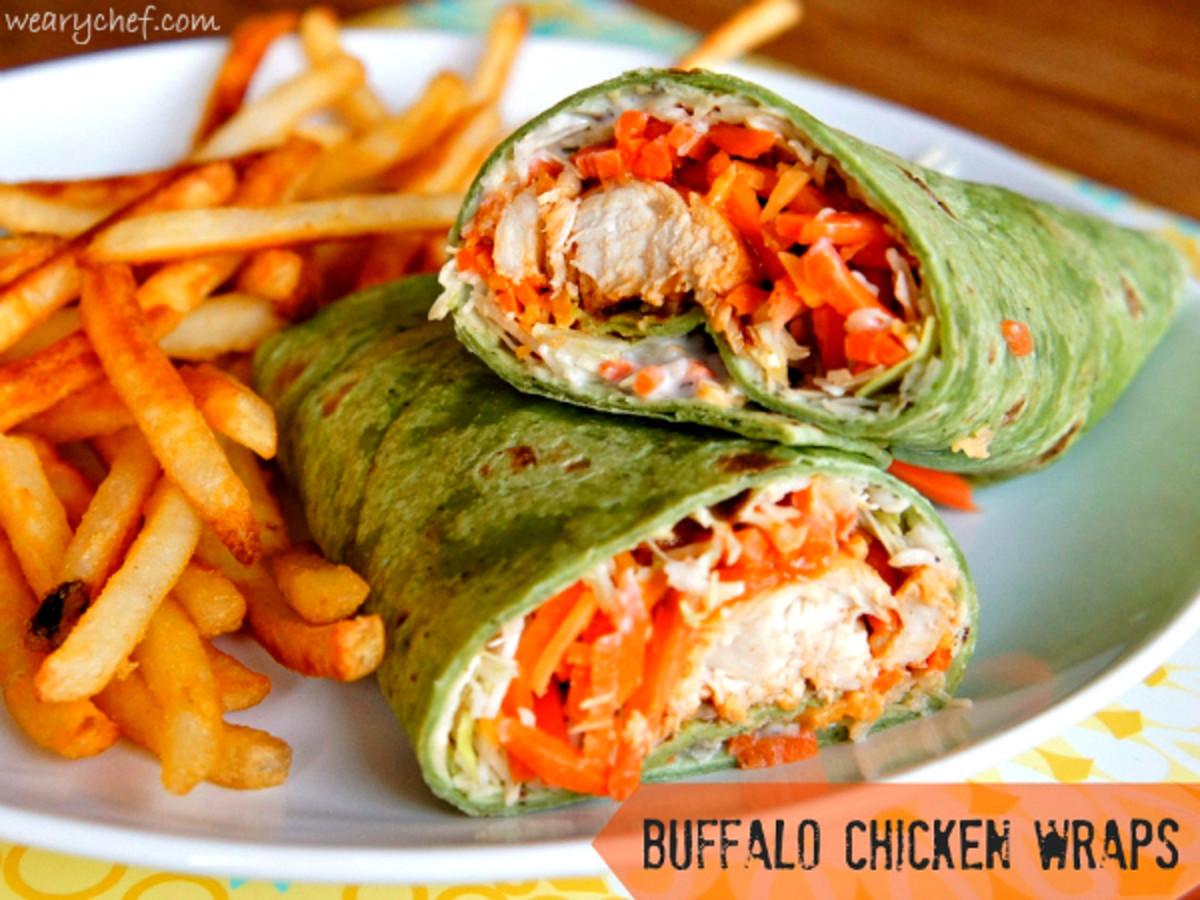 Easy Chicken Dinners - TodaysMama.com #chicken #sandwiches