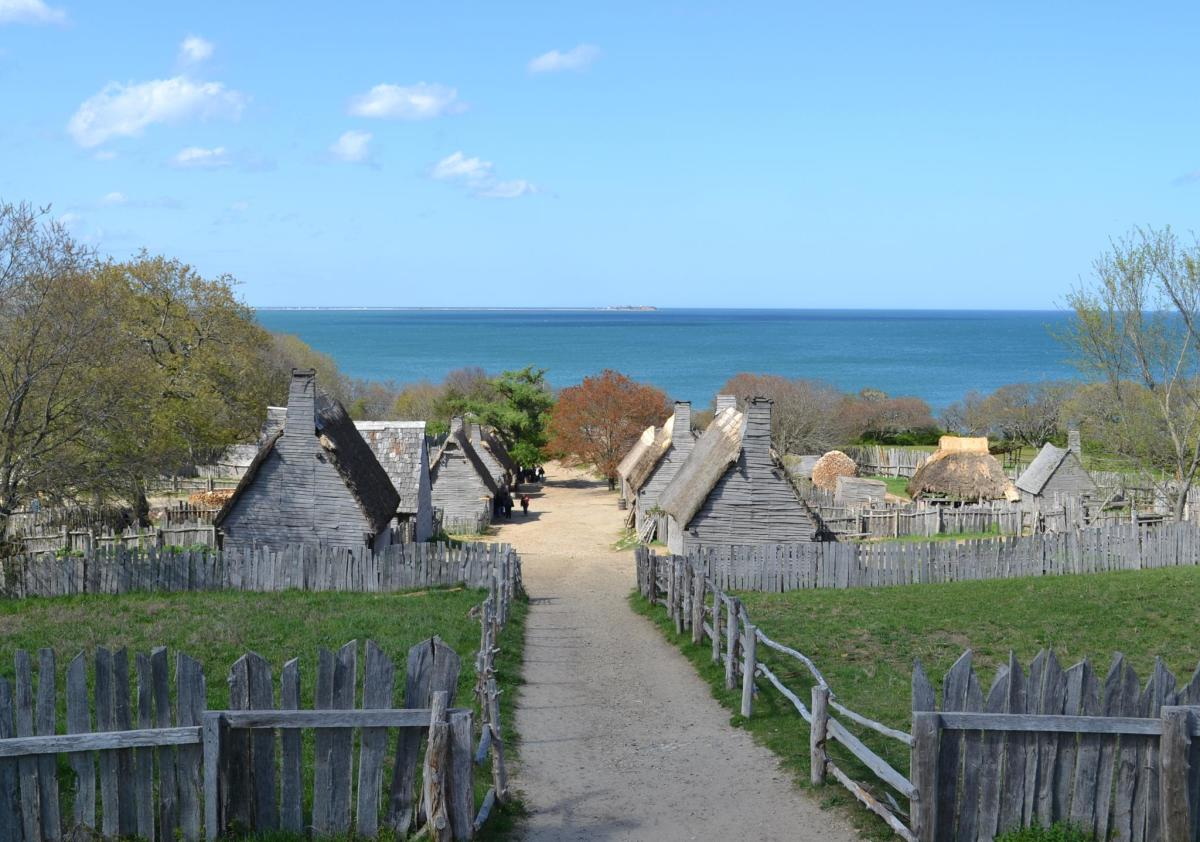 Plimoth Plantation (Courtesy Plimoth Plantation)