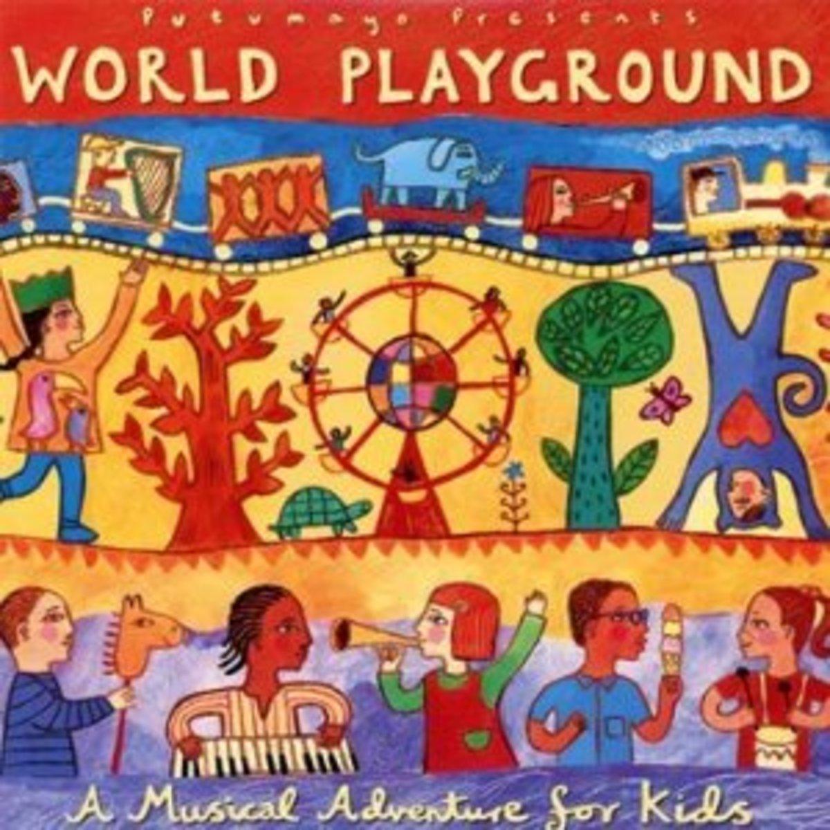 Putumayo Kids World Playground