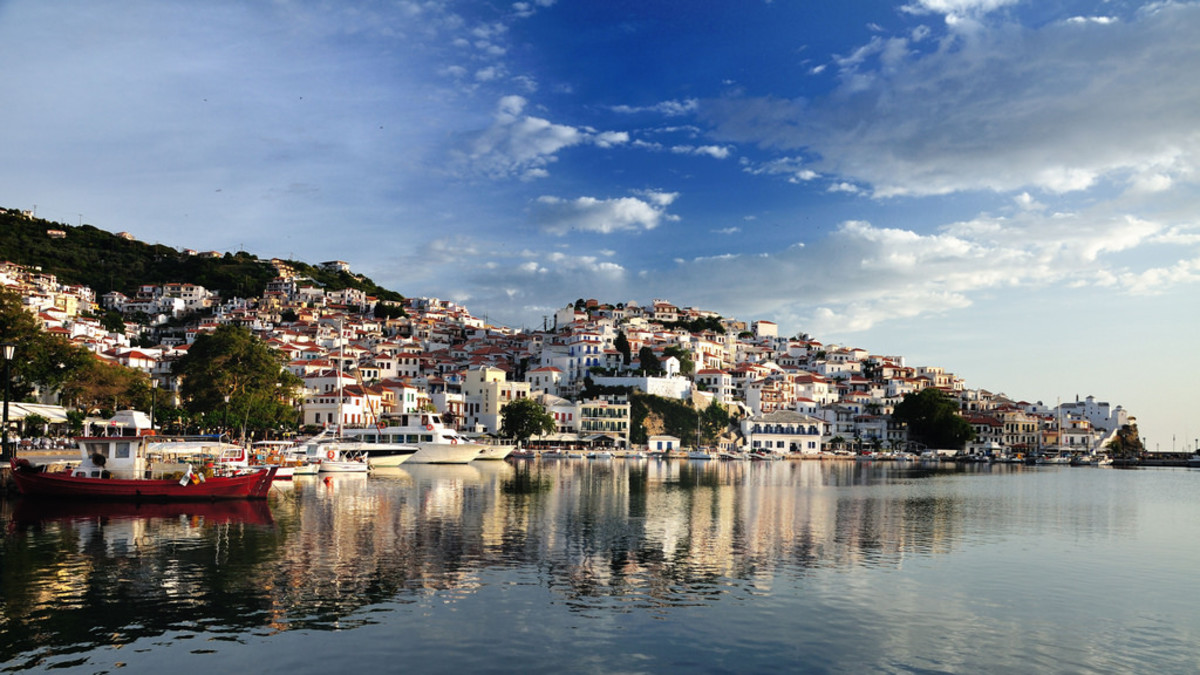 Skopelos is one of Greece's most beautiful and family-friendly islands. (Flickr: ??? )