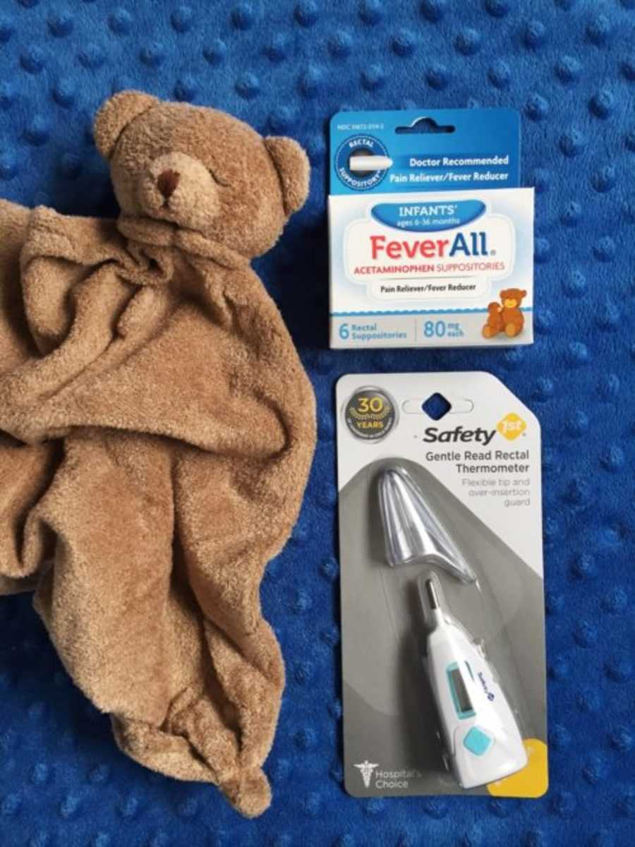 4 Things to Brave Cold and Flu Season with a Baby