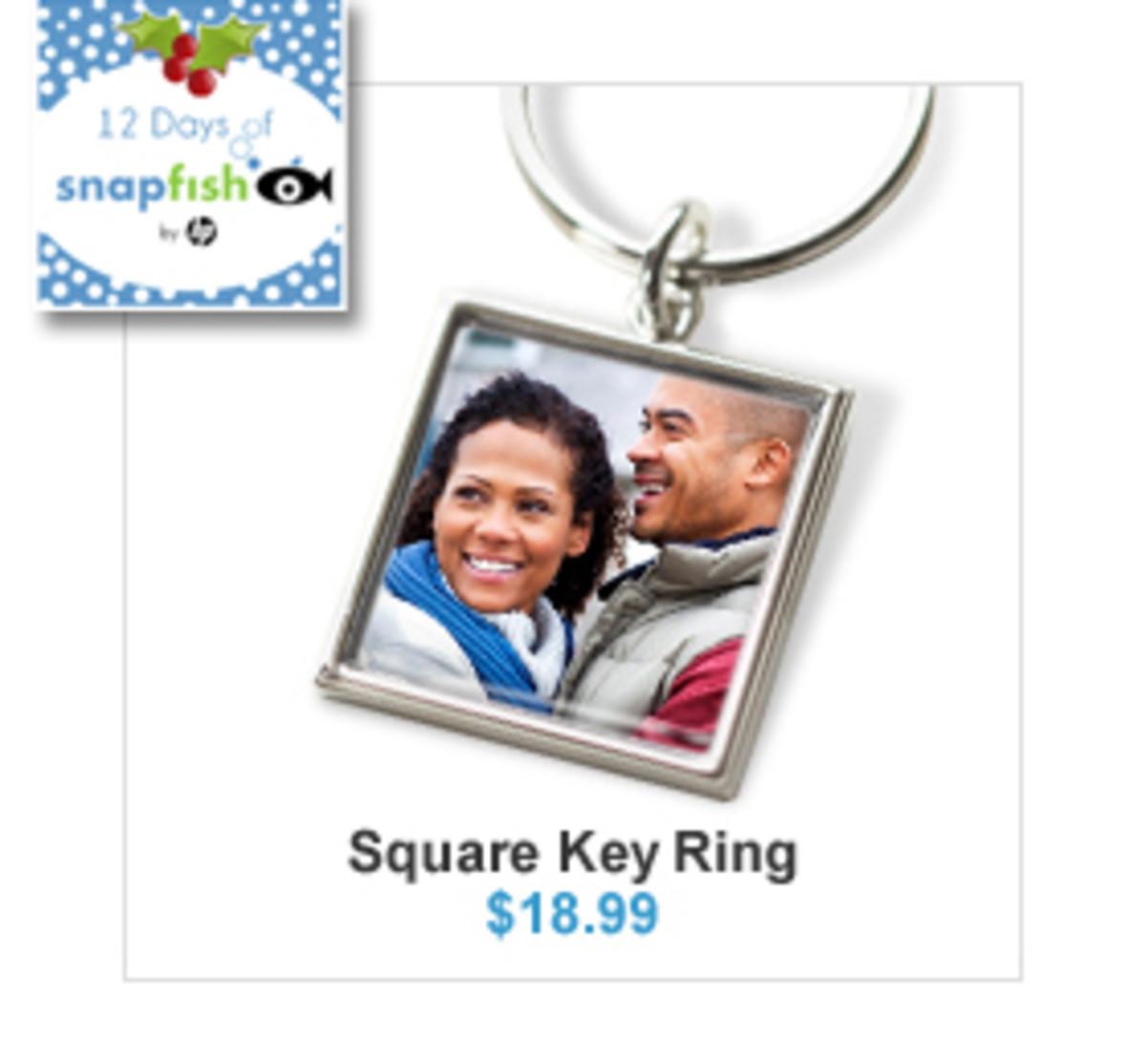 SquareKeyRing