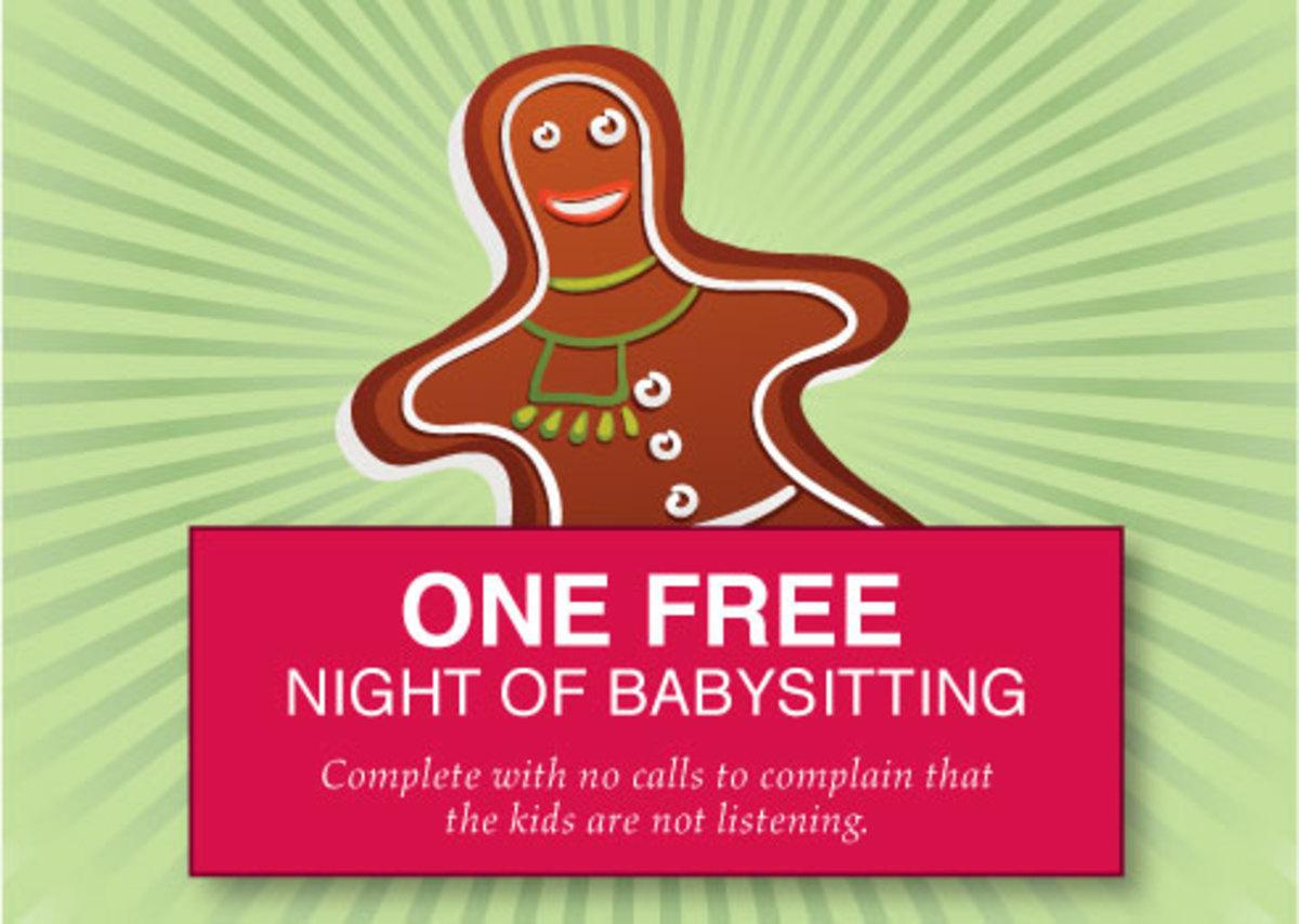 free babysitting