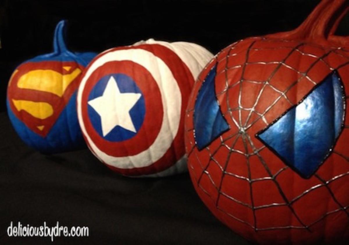 superheropumpkins3-e1410893337373