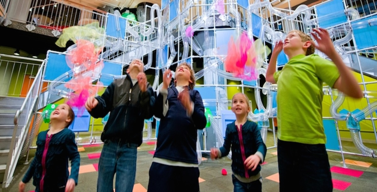 6 Great Science Museums for Kids www.TodaysMama.com