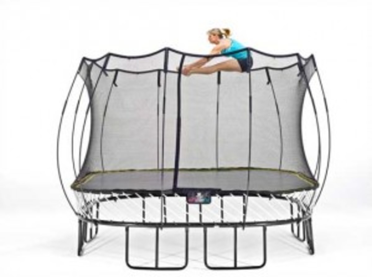 Trampoline Work-outs