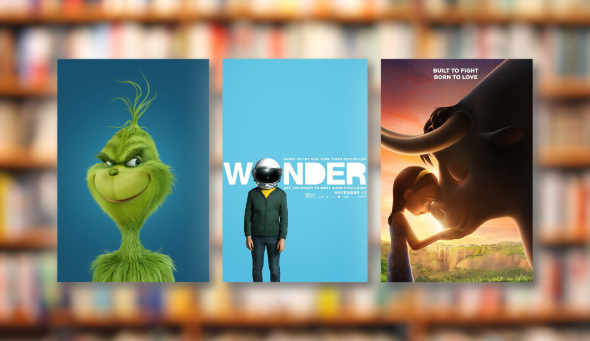 11 Books Turned Into Movies