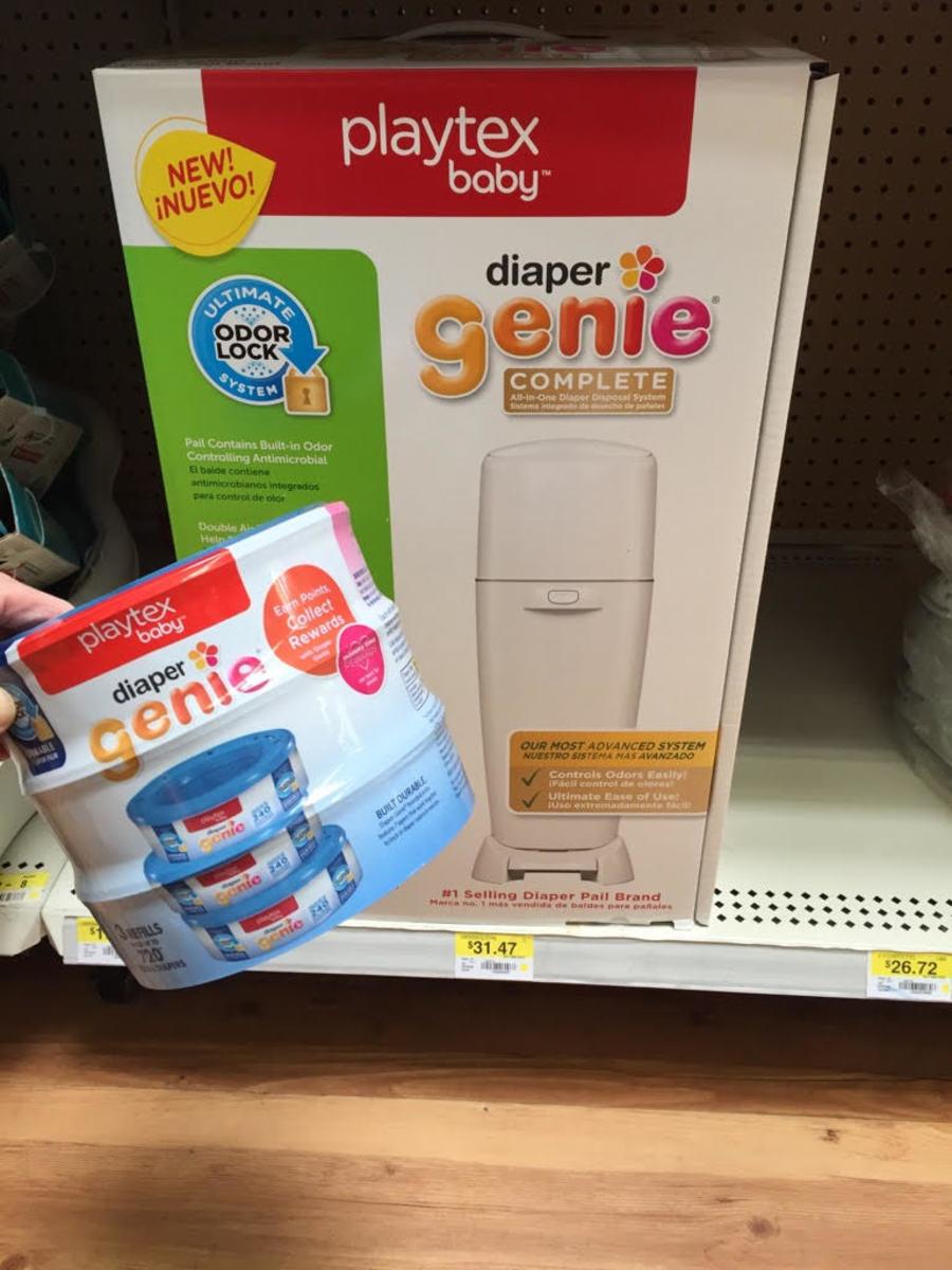 Playtex Baby™ Diaper Genie Complete