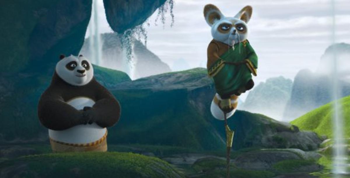 Kunfu Panda Inner Peace
