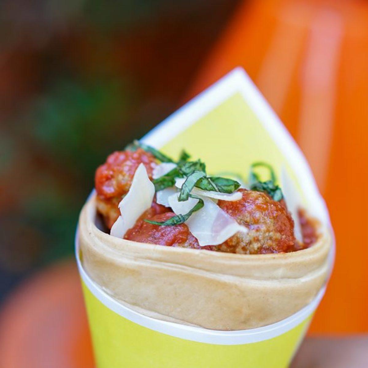 pixarfest-foods-habanero-meatball-cone