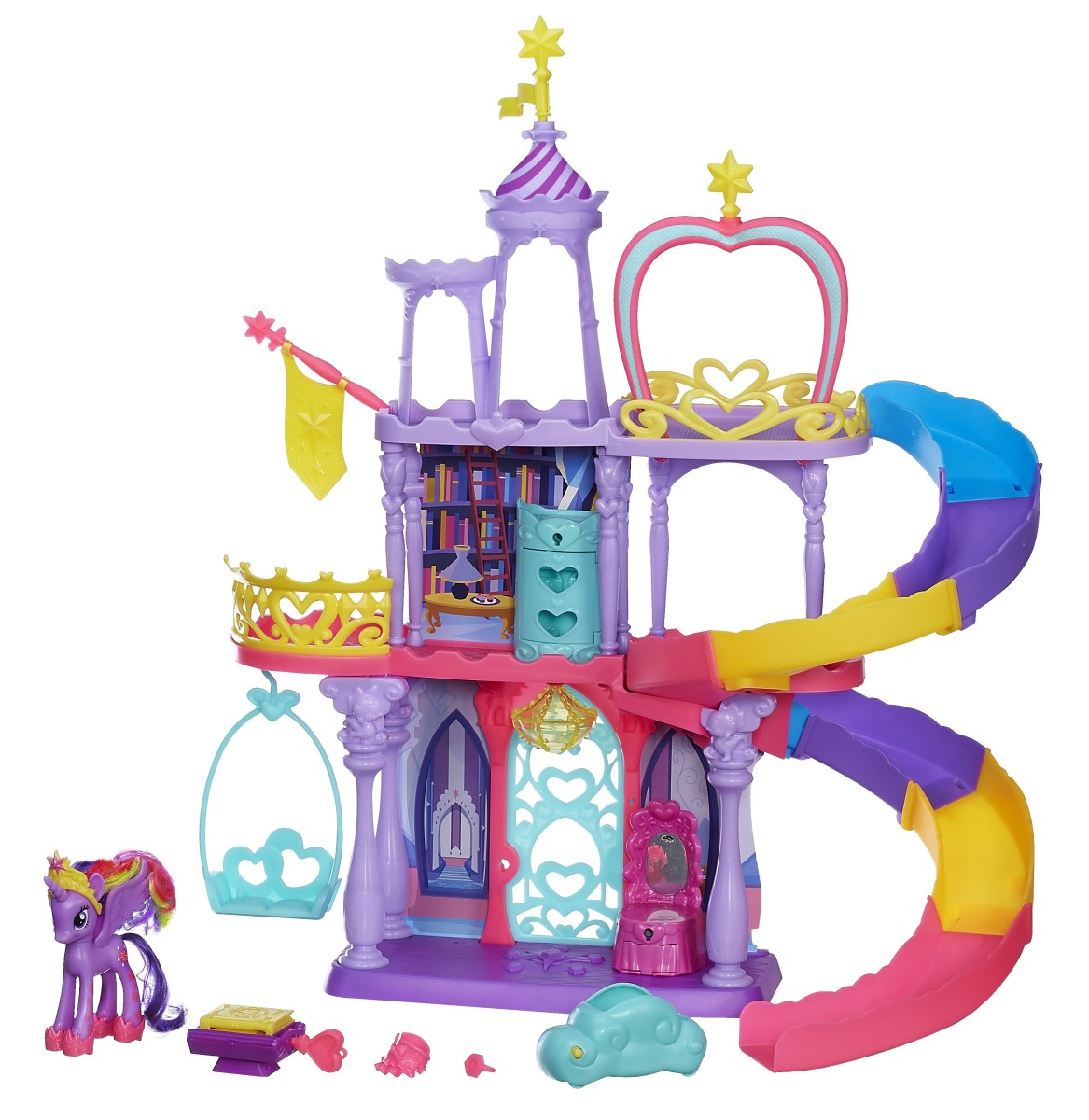 My Little Pony Rainbow Kingdom Palace