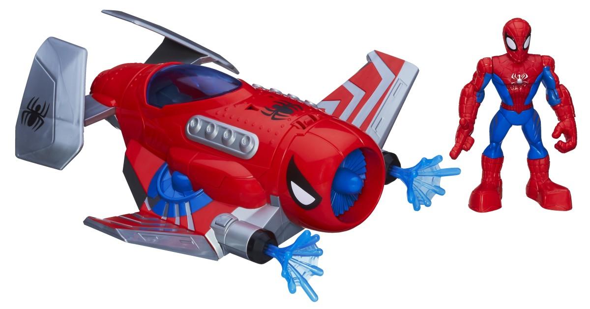 Spider-Man Web Strike Plane