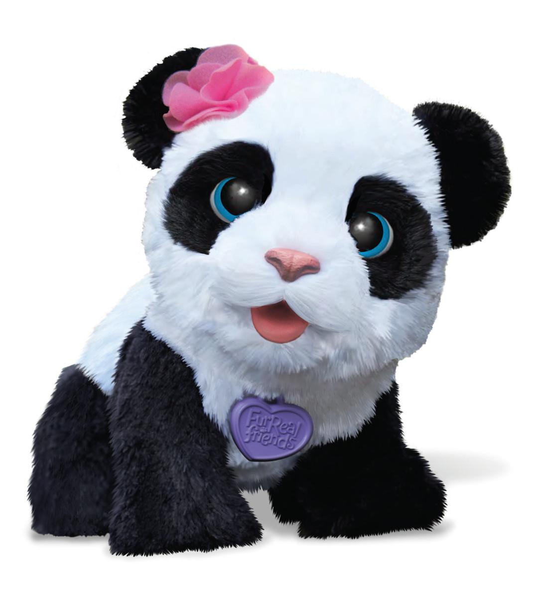 FurReal Friends PomPom, My Baby Panda