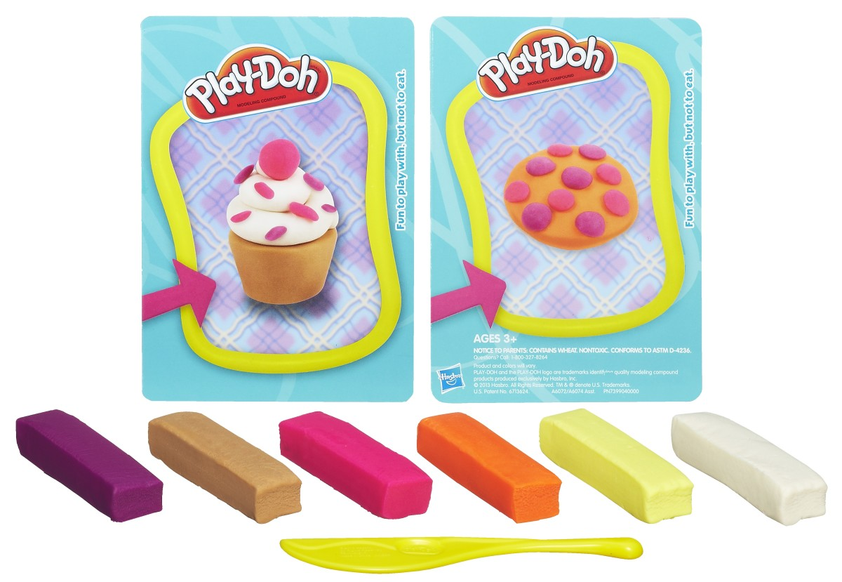 Play-Doh Color Sticks Role Play - Bakery