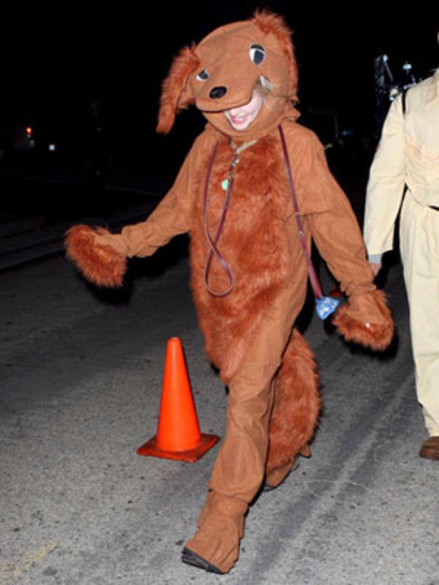 Amanda Seyfried as a dog