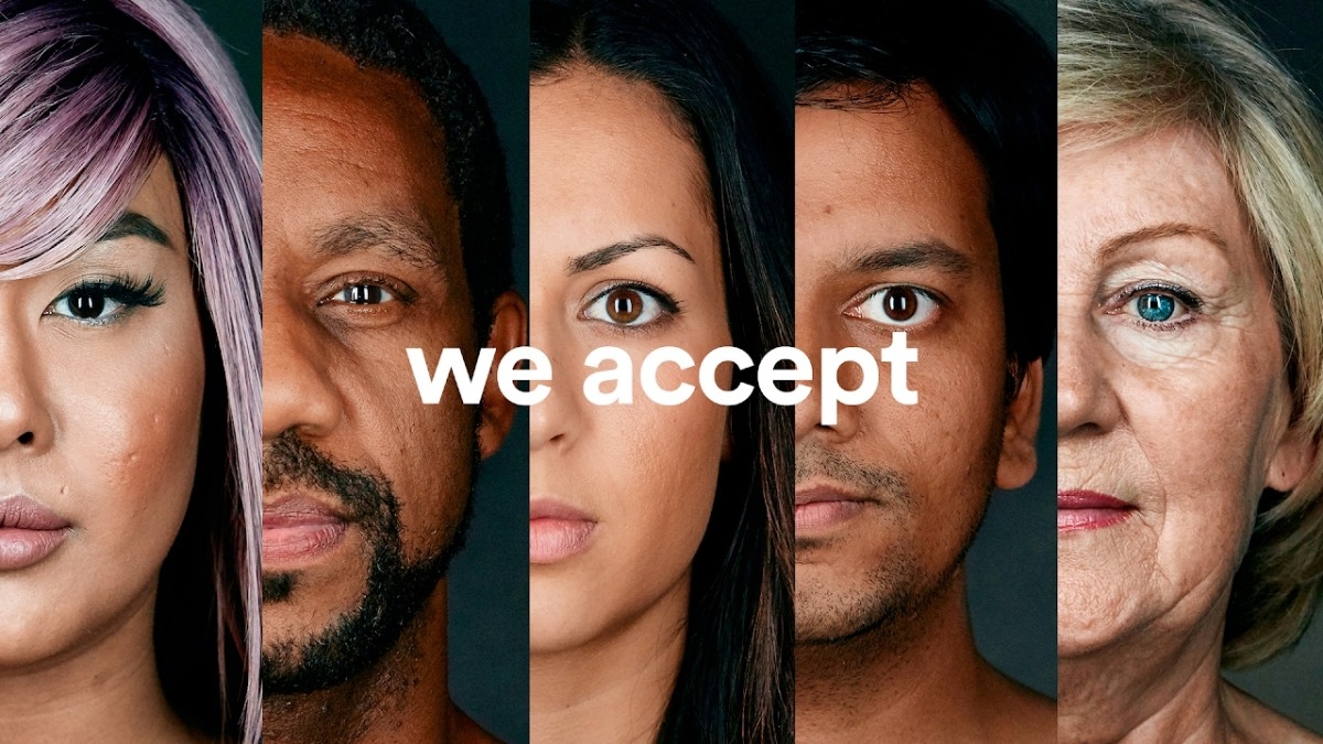 "Airbnb ""We Accept"" Super Bowl Commercial"