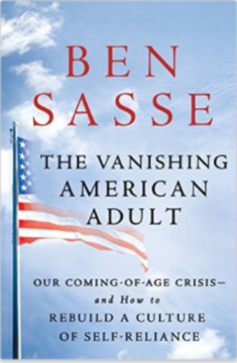 The Vanishing American Adult
