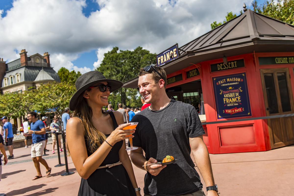 You'll be surprised how much fun a reluctant parent can have at Disney World. (Courtesy Disney)