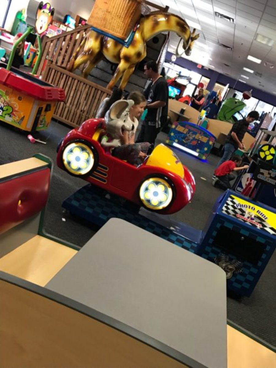 Epic Birthday Celebrations Chuck E Cheese Style2