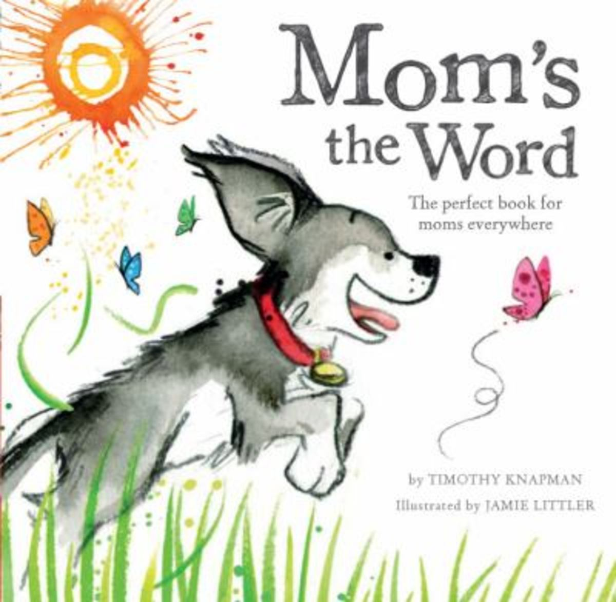 Mom's the Word Books for Mothers