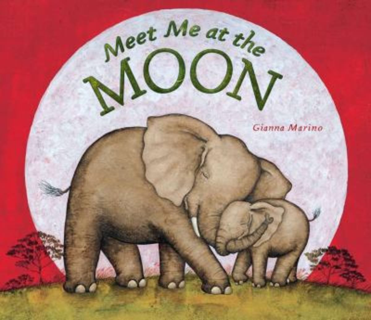 Books for Mothers Meet Me at the Moon