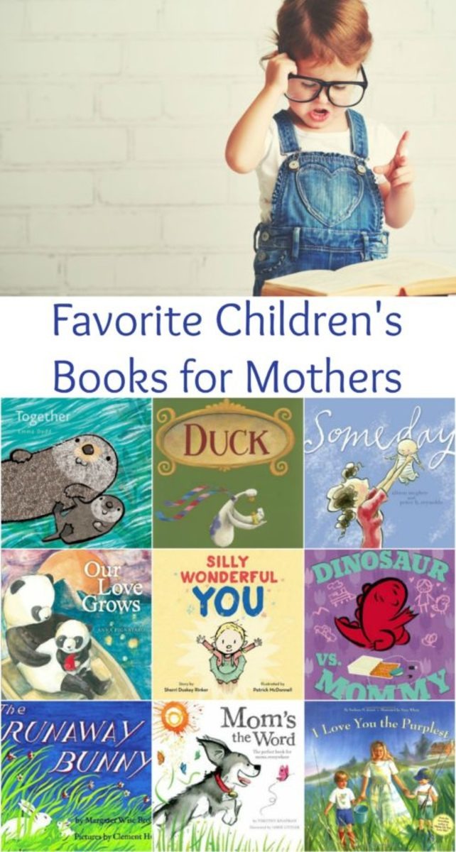 Favorite Children's Books for Mothers