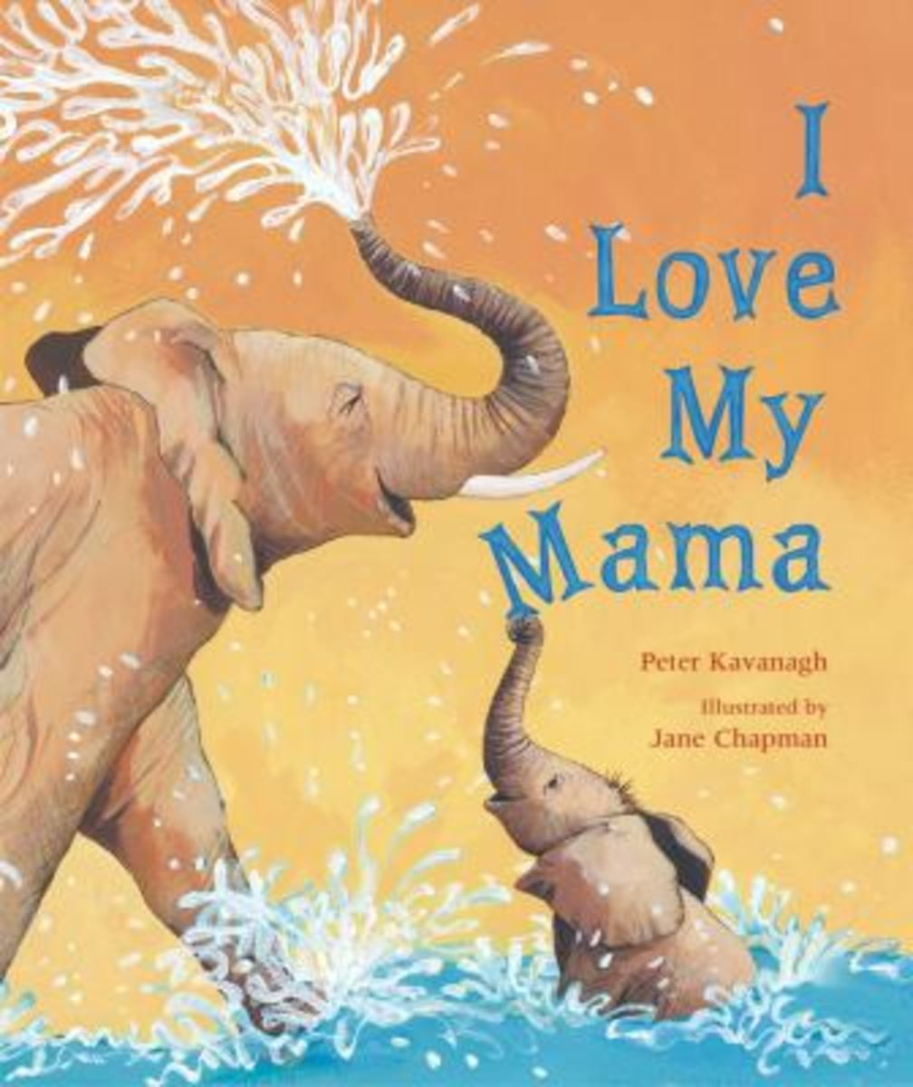 Best Books for Mothers I Love My Mama