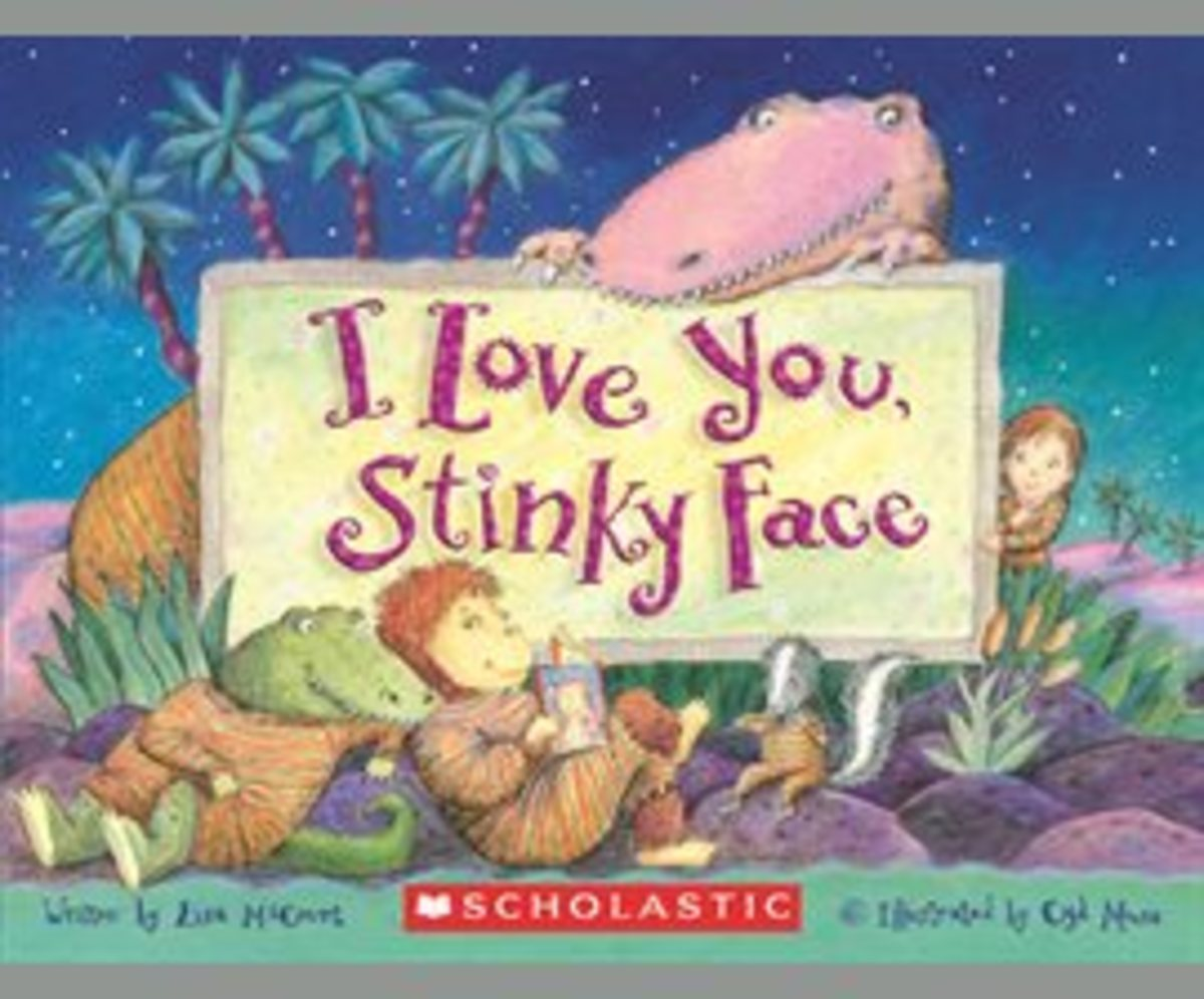 I Love You, Stinky Face Books for Mothers