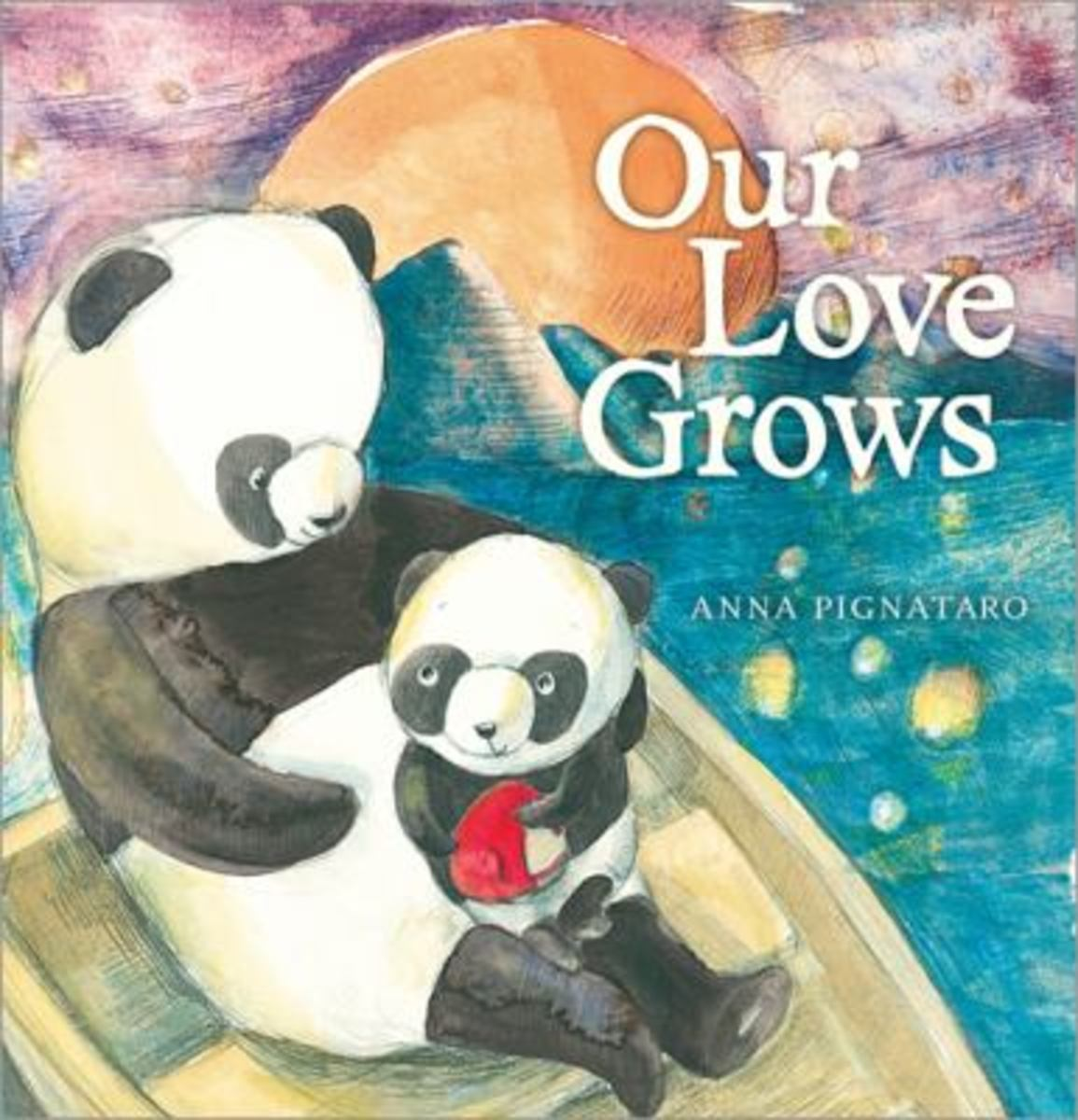 Our Love Grows Books for Mothers