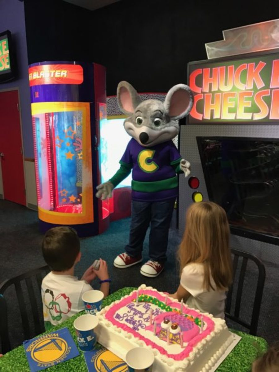 Epic Birthday Celebrations Chuck E Cheese Style1