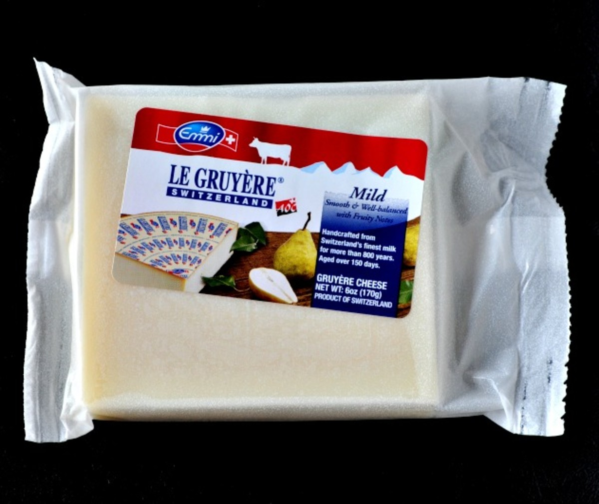 Easter Brunch - Gruyere Potatoes with Le Gruyere Cheese of Switzerland on TodaysMama.com #easter #brunch