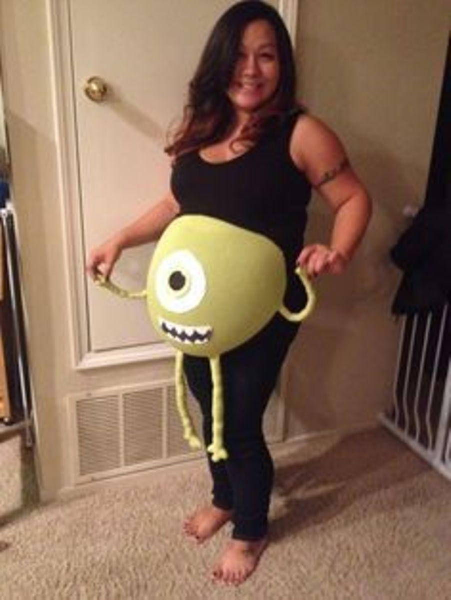 Pregnant Halloween Costumes