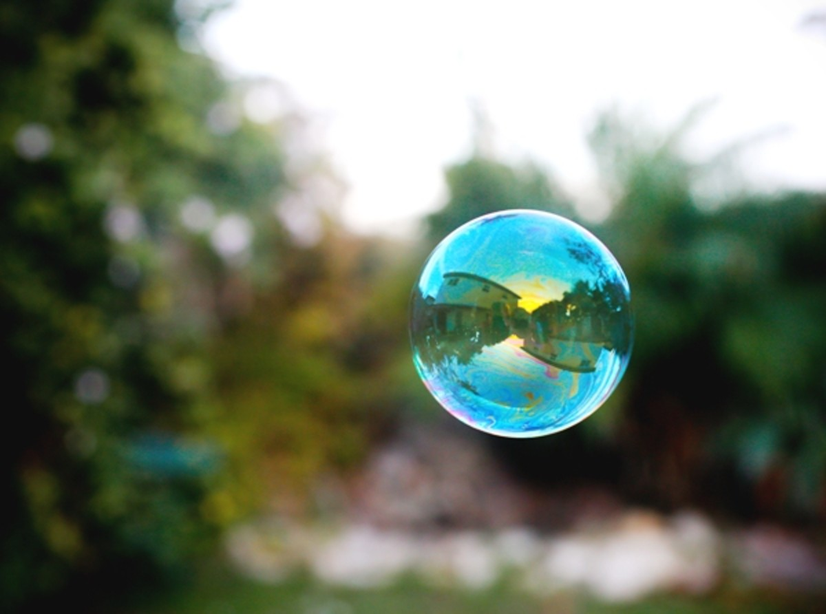 Bubbles by Shutter Sisters